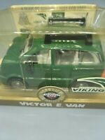 The Chevron Cars Victor E Van Green NIB