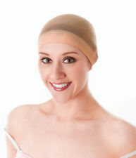 Wig Cap Ladies Hat Stretchable Breathable Wig One Size Skin Colour Wig Accessory