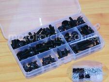 Universal Complete Fairing Bolt Kit Washer Fasteners Clip Screw Motorcycle New