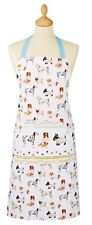 Schorten Sophie Allport Adult Cooking Apron in Sheep Bee & Chicken PrintCountry Decor Huis