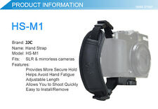 JJC HS-M1 Hand Strap for Canon Rebel T6s T6 T5i T5 T4i T4 T3i T3 T2i T2 Camera