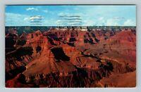 Grand Canyon National Park AZ, Fred Harvey, View, Chrome Arizona c1970 Postcard