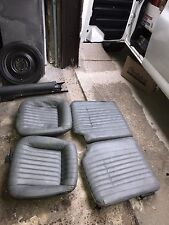 82-92 GTA trans AM, Firebird, Camaro Rear Leather Seats
