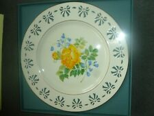 Lenox Victorian Rose Decorative Plate 1st Edition - 2004 Mothers Day
