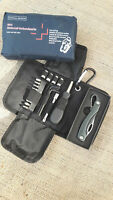 BMW R1200 GS LC Adventure Bj.2013-2019 Tool Bag Tasche+Bordmesser+Erste Hilfe