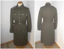 DDR NVA DONNA UNIFORM abito taglia circa 36 con stasi Schulters East German signorine Dress