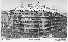 """SPAIN - Barcelona - Edificio """"La Pedrera"""" 1948"""