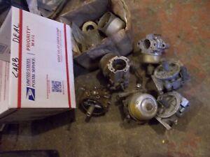 John Deere Kohler engine motor JD lawn tractor carburetors parts pieces