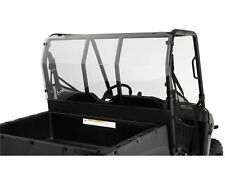 POLARIS RANGER HARD POLY REAR WINDOW PANEL XP 800 HD 500 EFI 570 DIESEL CREW