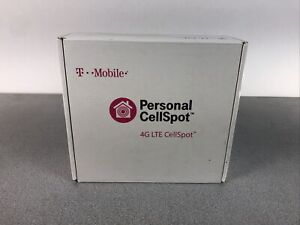 T-Mobile Personal CellSpot 4G LTE Signal Booster 9961 Home Cell V1 - NEW IN BOX!