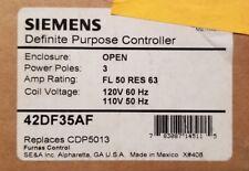 SIEMENS 42DF35AF DEFINITE PURPOSE CONTROLLER (New/Surplus)