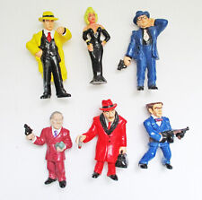 Applause Dick Tracy Action Figures