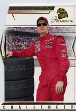 Dale Earnhardt Jr. 2006 Press Pass Premium Challenger Die-Cut  #63