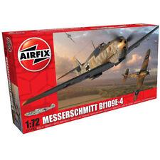 AIRFIX A01008A Messerschmitt Bf109E-4 1:72 Aircraft Model Kit