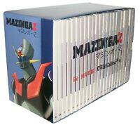 23 DVD Caja Mazinger Z - Mazinger Por Go Nagai 100% completa Nuevo