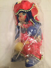 NEW Precious Moments UP, UP, and AWAY Doll, 12 inch, #4390