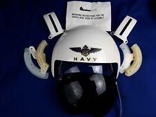 Navy Aph 6 pilot flight helmet visor lens kit size large will fit Hgu 's