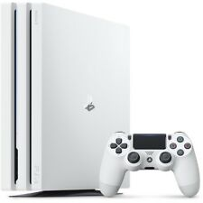 Sony PlayStation 4 pro ps4 pro White 1tb video juego consola consola de juegos 4k Wow