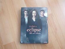 Twilight Saga Eclipse 2 Disc Fan Edition komplett DVDs neuwertig