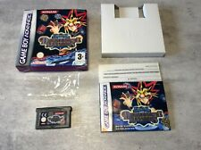 GAME BOY Yu-Gi-Oh ! Dungeondice Monsters NINTENDO ADVANCE PAL FR COMPLET