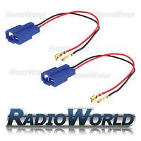 Speaker Adaptor Lead Loom Plug FOR Subaru Nissan Suzuki Hyundai Mitsubishi