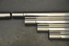 6 x 5 Foot (2 inch Dia) Aluminium slot in mast set- 6 x 5 ft sections