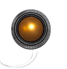 Tweeter de cúpula de reemplazo Diafragma Altavoz B&w Bowers DM601 602 603 604 CC6 Dorado