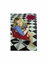 Hilary Duff ~ Lizzie McGuire Chair 22x34 Tv Poster Pinup Hillary New/Rolled!