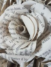 Harry Potter Paper Flowers
