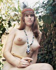 8x10 Print Sexy Model Pin Up Linda Francis Nudes #MOD