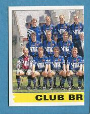 FOOTBALL 96 BELGIO Panini - Figurina-Sticker n. 107 - CLUB BRUGGE SX-New