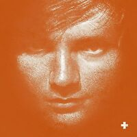 Ed Sheeran - + (Plus) - Heavyweight Orange Vinyl LP *NEW & SEALED*
