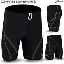 Mens Compression Base Layer Short Athletic Running Gym Under Pants size M, L, XL