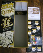 ROAD TRIP QUIZ WIT  TV TUBE TRIVIA GAME  (2005) PATCH PRODUCTS 100% COMPLETE