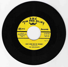 DOO WOP 45 THE MELLOHARPS WHAT GOOD ARE MY DREAMS ON TIN PAN ALLEY  VG+ REPRO