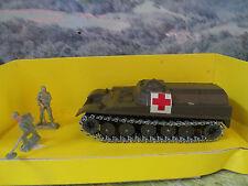 1/50 Solido (France)   MILITARY AMX 13 Ambulance  #6062