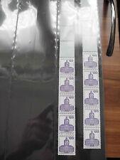 brd Briefmarken Dauerserie Burgen + Schlösser 120 Pfg Endstreifen postfrisch
