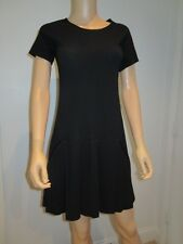 Theory Womens Dress Black Medium