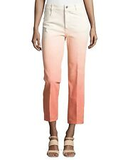 $535 NWT Stella McCartney Bootcut Cropped Jeans Ombre Marant Fisher style sz.30
