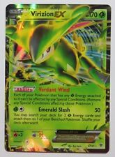 Virizion ex - 9/101 BW Plasma Blast - Ultra Rare Pokemon Card