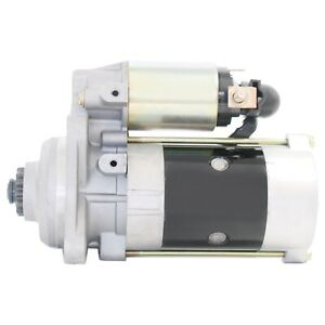 New Starter Motor suits Kia Ceres 4cyl 2.2L S2 1992~1997 Diesel Traytop