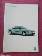 Brochures Coupe Car Manuals and Literature