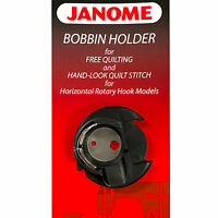 Janome Bobbin Holder #202006008 for Horizontal Rotary Hook Machines
