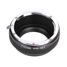 FOTGA Lens Adapter Canon EOS EF to Sony NEX-7 NEX-6 NEX-C3 NEX-5N A6000 NEX-VG10