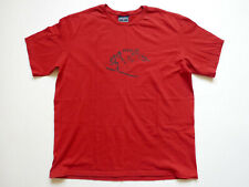 New listing Polo Ralph Lauren Sport T-shirt Ski 67 Skier Suicide Downhill RARE Vintage L