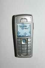 Nokia 6230i Silber (Ohne Simlock) Handy