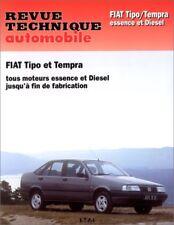 Revue technique automobile Fiat Tipo & Tempra, essence et Diesel (N° 713.3)