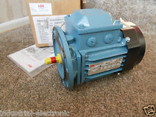 ABB Electric Motor- 0.37 kw, with thermostat flange motor 3gba071211