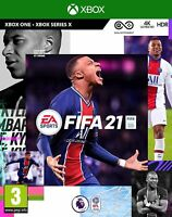 FIFA 21 XBOX ONE PAL UK NEW AND SEALED