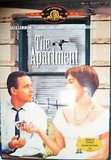 Dvd The Apartment: Shirley MacLaine Jack Lemmon Fred MacMurray Ray Walston